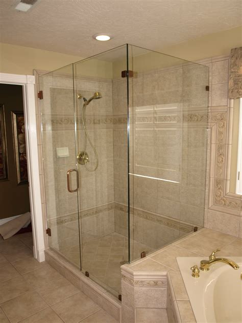 Shower Door Glass by Custom Glass Shower Doors Enclosures Salt Lake City