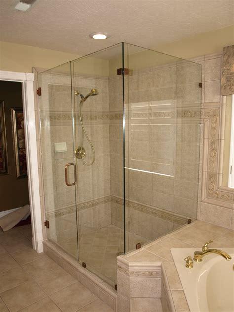 glass doors for showers custom glass shower doors enclosures salt lake city