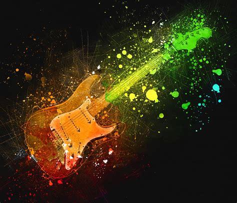 gitarre stein kostenloses foto auf pixabay