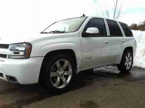Sell Used 2008 Chevy Trailblazer Ss Awd In Pequot Lakes