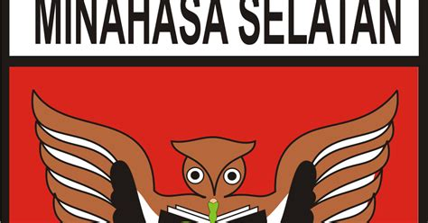 logo kabupaten kota logo kabupaten minahasa selatan