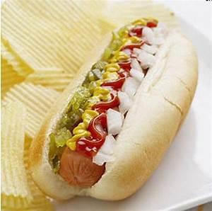 Hot Dog Belegen : traditionele hotdogs nederlands new york boston chicago recept ~ Orissabook.com Haus und Dekorationen