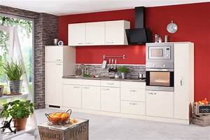 Küchenzeile 360 Cm : k chenzeile mit e ger ten kansas breite 360 cm otto ~ Indierocktalk.com Haus und Dekorationen