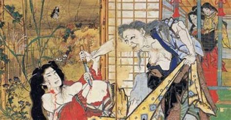 demons monsters  ghosts   chinese folklore