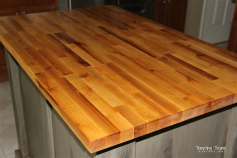 caring   butcher block tempting thyme