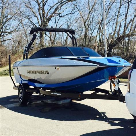 Moomba Boats For Sale In Michigan by 2016 Moomba Mondo Surf Edition For Sale In Waterford Michigan