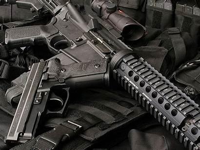 M4 Rifle Carbine Weapon Wallpapers Desktop Usa