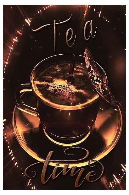 Tea Morning Coffee Mimi Happy Mimigif