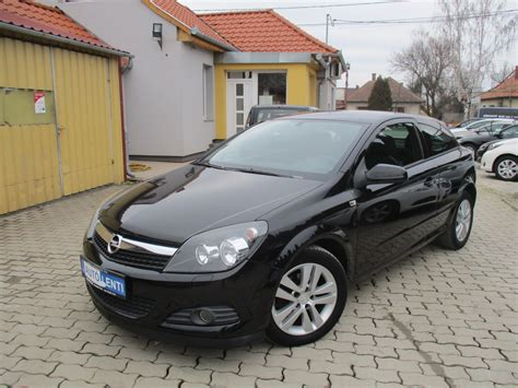 Opel Astra H by Opel Astra H 1 4 Gtc Kl 237 Ma