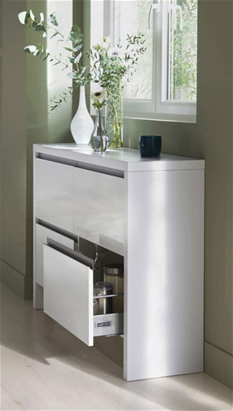 meuble cuisine faible profondeur meuble cuisine profondeur table de cuisine