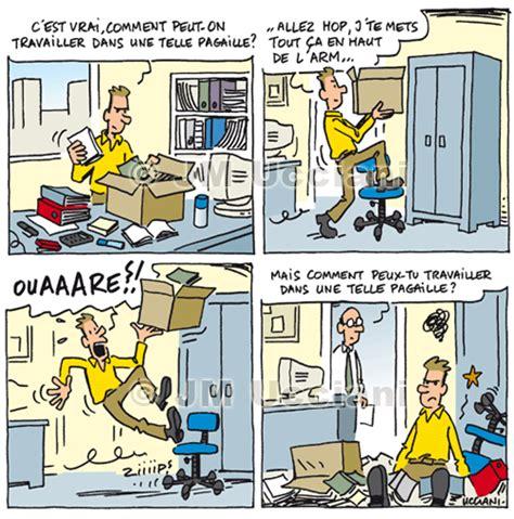 dessin humoristique travail bureau jm ucciani dessinateurrangement de bureau bande dessinée