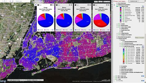 nyc registration to vote censusviewer screenshots and exle images