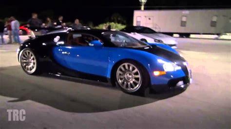 Bugatti Veyron Vs Nissan R35 Gtr 1/4 Mile Drag Race