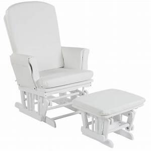 Fauteuil Allaitement Chambre Bébé : fauteuil d 39 allaitement gliding chair de quax ~ Teatrodelosmanantiales.com Idées de Décoration