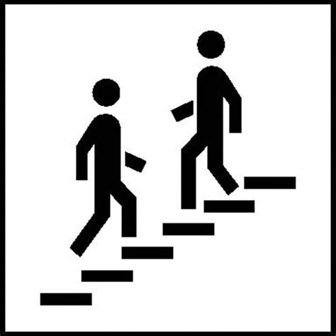Rauchen Im Treppenhaus by Rauchen Im Treppenhaus Verboten Verbots Kombischild