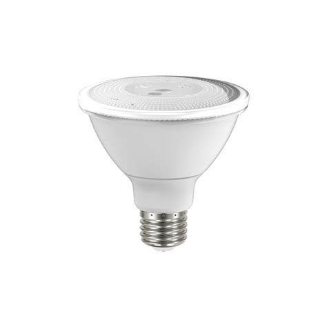 maximus 75w equivalent warm white par30 dimmable led spot