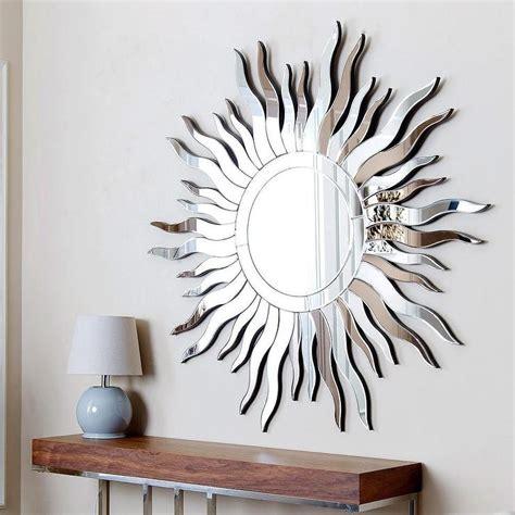 abbyson living sol wall mirror