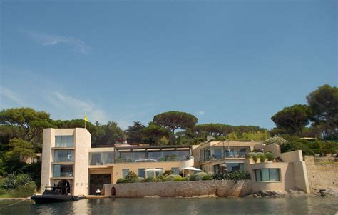 Architects Villa In Tropez by Villa Octopussy In Tropez A Magnificent