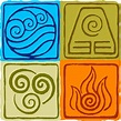 """The Four Elements - Avatar: The Last Airbender"" Posters ..."