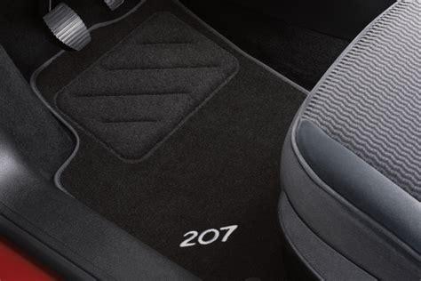 Peugeot 207 Carpet Mats Mistral Grey [hatch & Sw Models