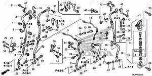 Honda Motorcycle 2006 Oem Parts Diagram For Delay Valve