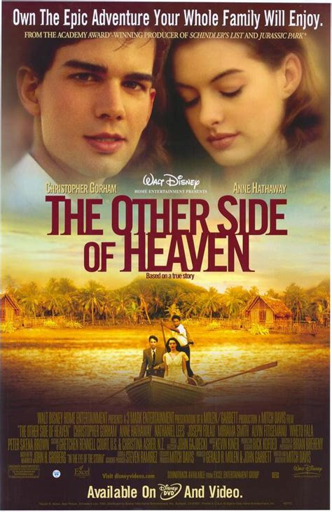 The Other Side Of Heaven Movie Posters From Movie Poster Shop
