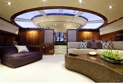 Destination Yacht Yachts Sailing Charter Sofas Interior