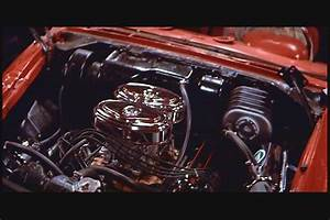 Christine 58 Fury Engine Pics