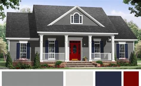 choosing paint colors for house trim and doors your home