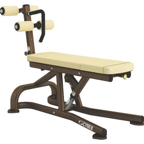Chair Sit Ups 500 Reps by Bent Leg Abdominal Board Cybex
