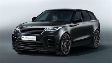 Land Rover Range Rover Velar 2019 by 2019 Range Rover Velar Svr Review Price Release Date