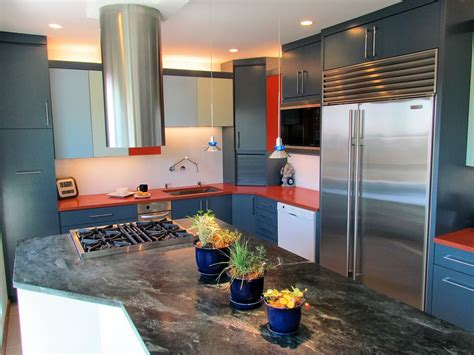 contemporary kitchen colors best colors to paint a kitchen pictures ideas from hgtv 2474
