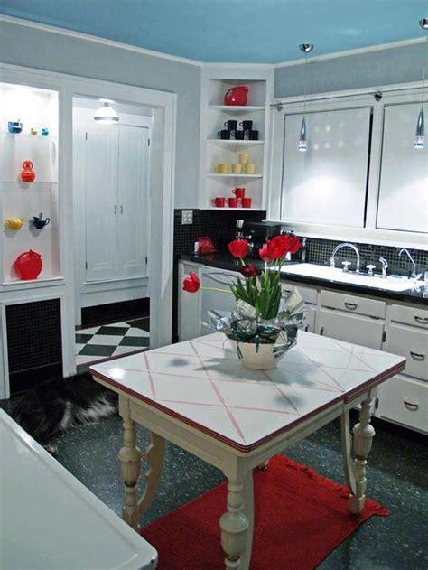 retro kitchen decor accessories 27 retro kitchen designs that are back to the future 4811