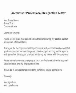 38  Resignation Letter Format