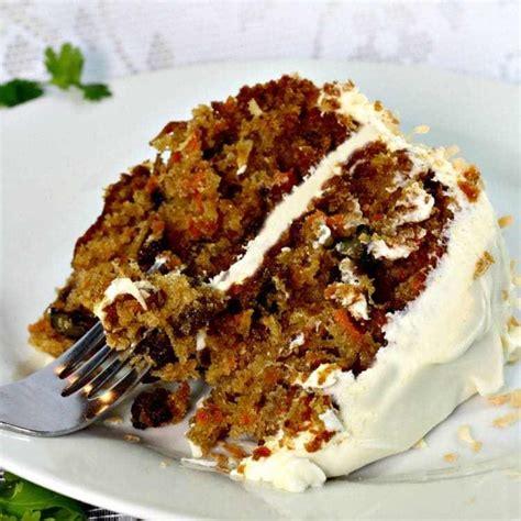 classic carrot cake recipe  love home