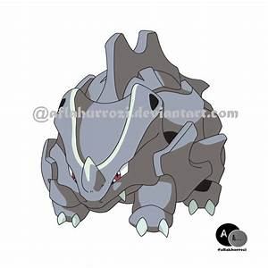 Pokemon Rhyhorn Images | Pokemon Images
