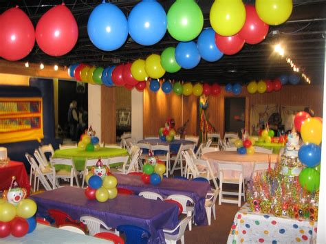 Tips Carnival Decor For Party