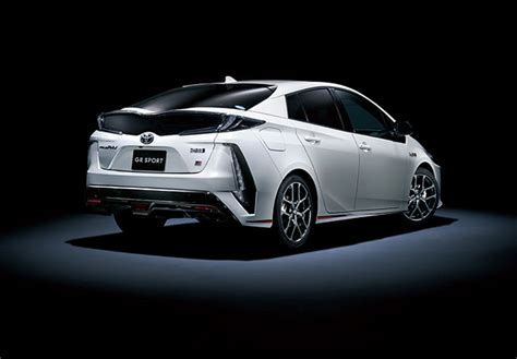 toyotas  gr performance lineup includes sportier
