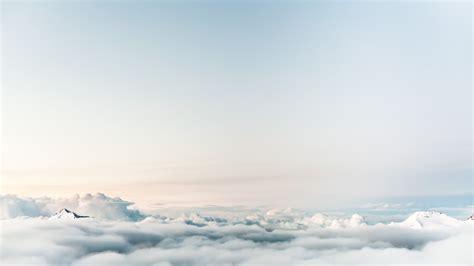 Wallpaper Alps, 5k, 4k Wallpaper, 8k, Peak, Clouds, Sky
