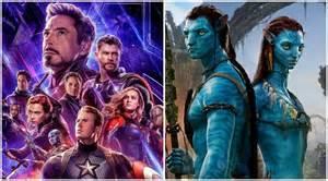 avengers endgame top avatar   global box office