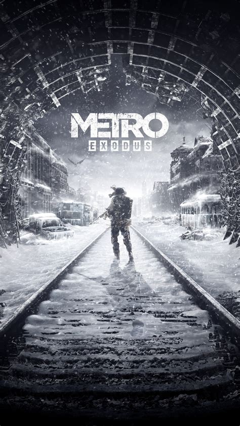 wallpaper metro exodus  hd  games
