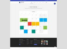 Lincoln Educational Material Design PSD Theme by DZOAN