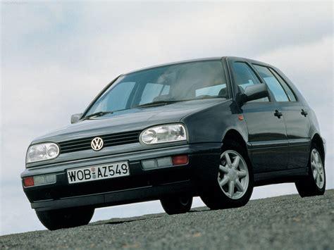 Volkswagen Golf Iii Picture 70480 Volkswagen Photo