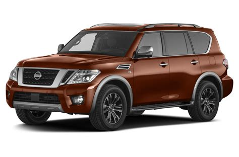 Suv Ratings by New 2017 Nissan Armada Price Photos Reviews Safety