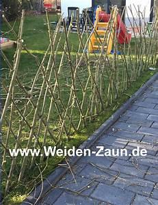 Weidenzaun Selber Bauen : 7 schritte zum lebenden weidenzaun weidenzaun ~ Watch28wear.com Haus und Dekorationen