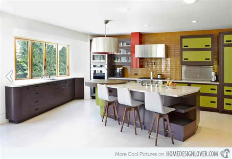 multi color kitchen 15 adorable multi colored kitchen designs fox home design 1014