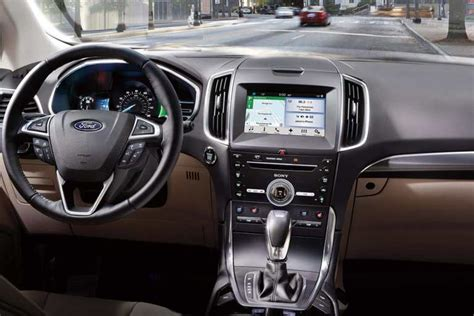 ford edge suv   colors  views