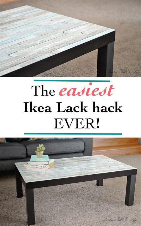 Ikea Möbel Hack by Best 25 Ikea Lack Hack Ideas On Ikea Lack