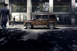Classe G : mercedes benz g wagon facelift ~ Gottalentnigeria.com Avis de Voitures