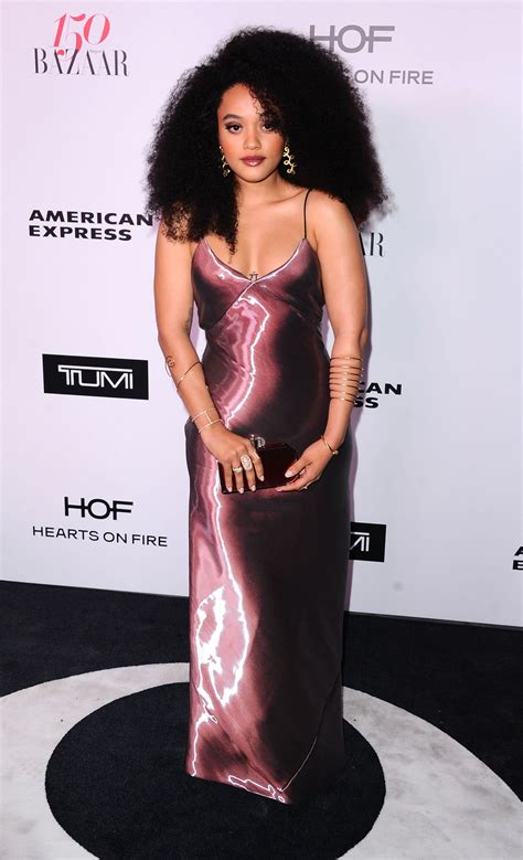 Kiersey Clemons Harper Bazaar Most Fashionable